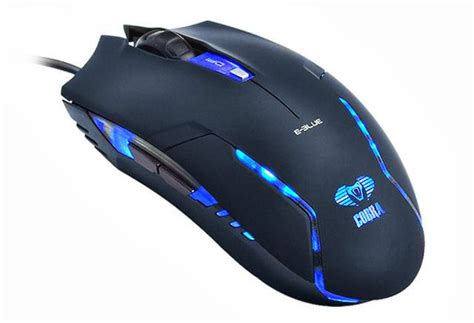 Mouse Eblue Cobra Junior e blue cobra junior ii 1600dpi optical gaming mouse