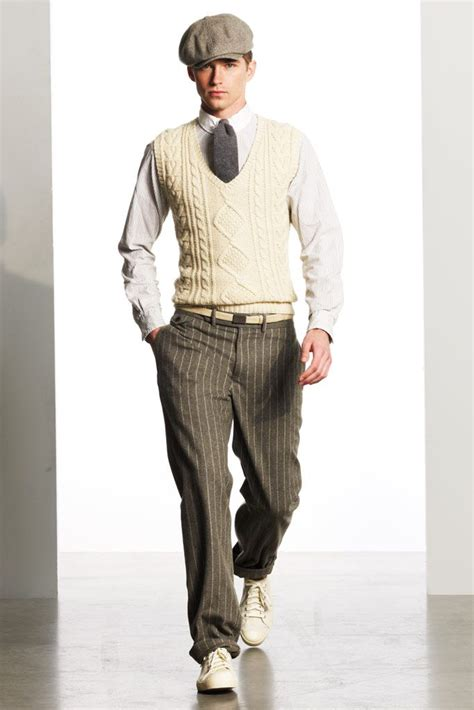 Style Ralph Ny F by Ralph Fall 2010 Menswear Collection Gallery