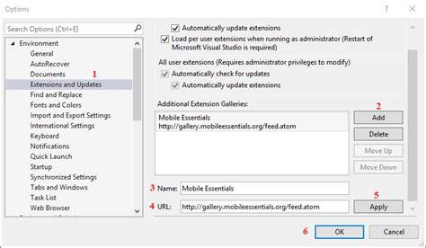 Xamarin Grid Tutorial | to configure o pen your visual studio go to tools gt options