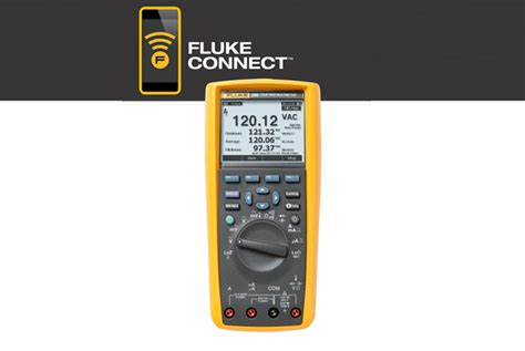 Fluke Tpak Toolpak Tm Magnetic Meter Hanger fluke 289 true rms industrial logging multimeter is now