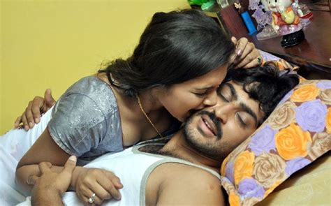 hot bed actress deepthi in yugam tamil movie hot bed room stills