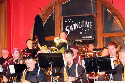 swing time big band swingtime big band playlist demos m z