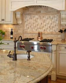 durango travertine kashmir gold granite kitchen