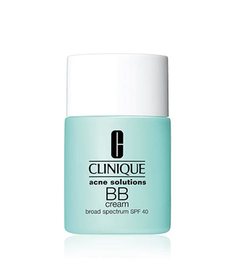 Clinique Acne Solutions Bb acne solutions bb broad spectrum spf 40 clinique