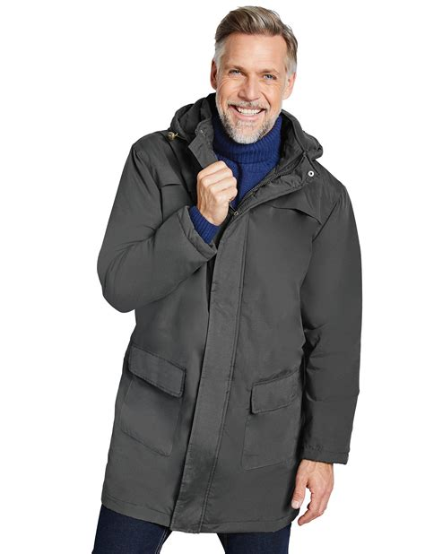 Fleece Lined Parka by Pegasus Fleece Lined Parka Chums