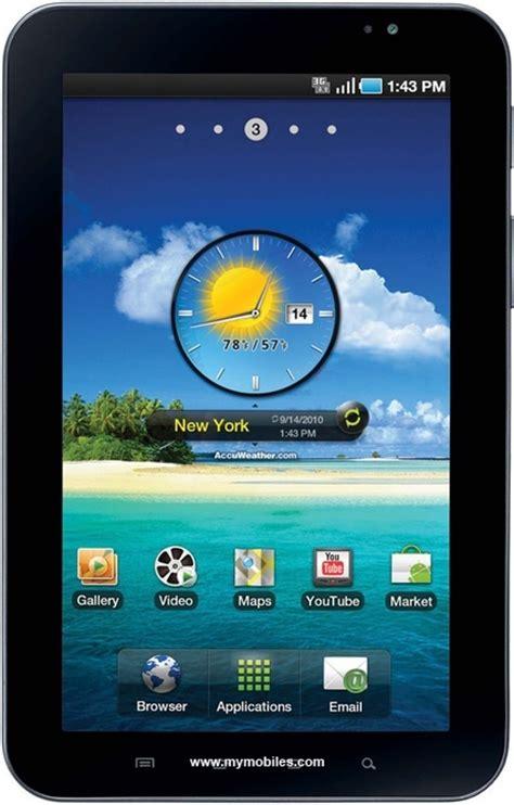 Tablet Samsung Wifi P1010 samsung galaxy tab wi fi p1010