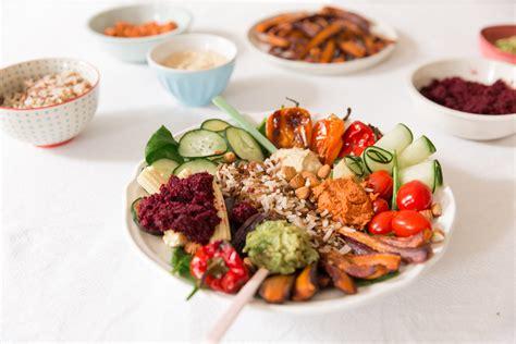 Bowl Of Fruits veggie bowl ou la super assiette v 233 g 233 tarienne