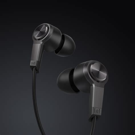 Xiaomi Mi Piston Classic Earphone Oem Black 1 xiaomi mi piston 3 in ear earphones remote black