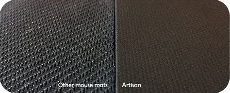 Mousepad Artisan Artisan Hayate And Hayabusa Cloth Coated Mouse Pads