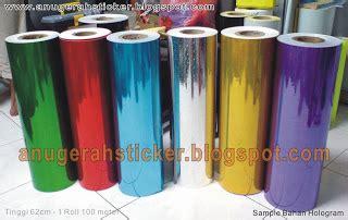 Sticker Scotlite Profix 1 Roll bahan sticker hologram str production pusat bahan