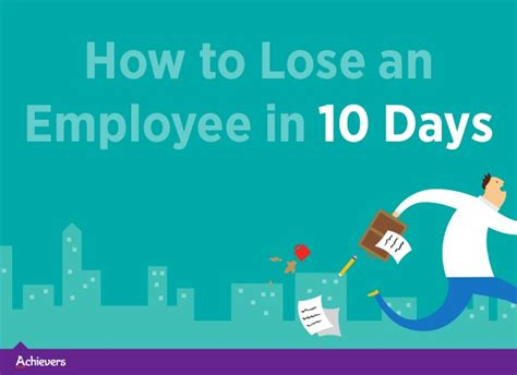 Friday How To Lose A In 10 Days by How To Lose An Employee In 10 Days