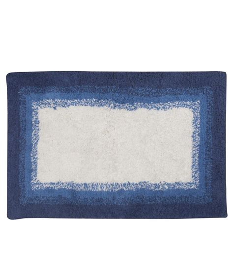 blue ombre rug house this blue cotton ombre bath rug best price in india on 13th february 2018 dealtuno