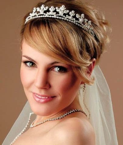 Wedding Hairstyles Crown by Wedding Hairstyles For Hair Hairstyle For