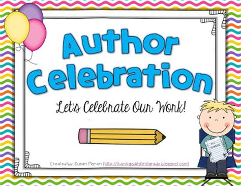in celebration of books susan jones teaching author celebration the end of