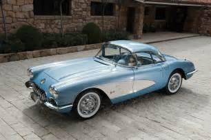 Chevrolet Corvette 1960 1960 Chevrolet Corvette Silodrome