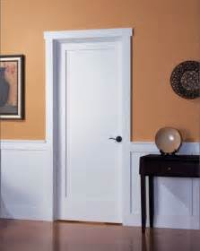 single panel interior door shaker style search