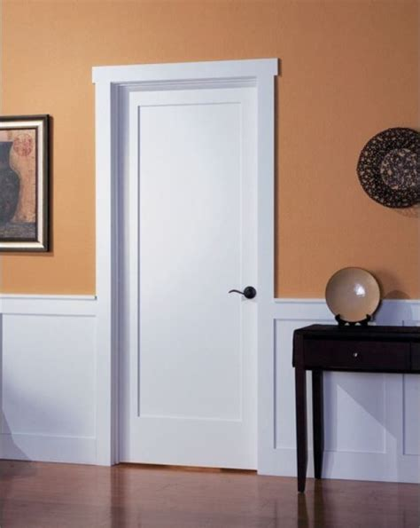 Single Panel Interior Doors Single Panel Interior Door Shaker Style Search Windows Doors Pinterest Shaker