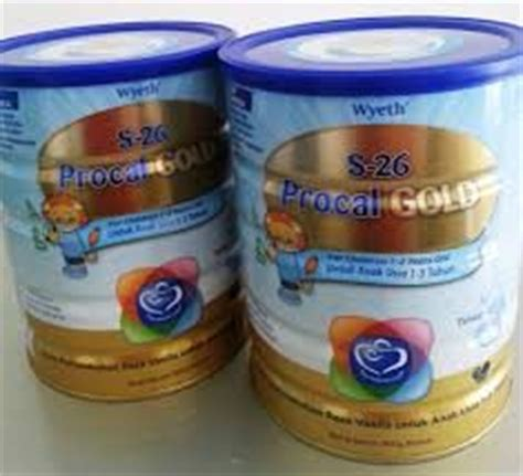 Procal Gold 900gr s26 procal gold 900gr milk from wyeth usia 1 3 tahun
