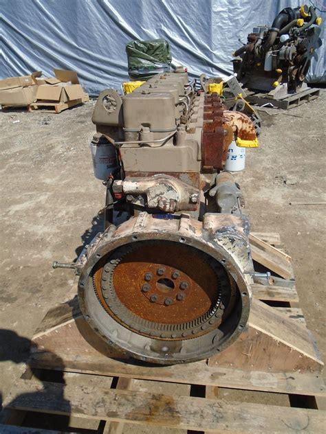 engine cummins   naturally aspirated engine complete running