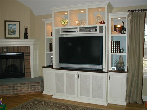 Handmade Entertainment Units - wall units extraordinary custom built entertainment