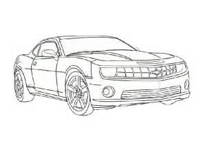 2013 camaros coloring pages autos weblog