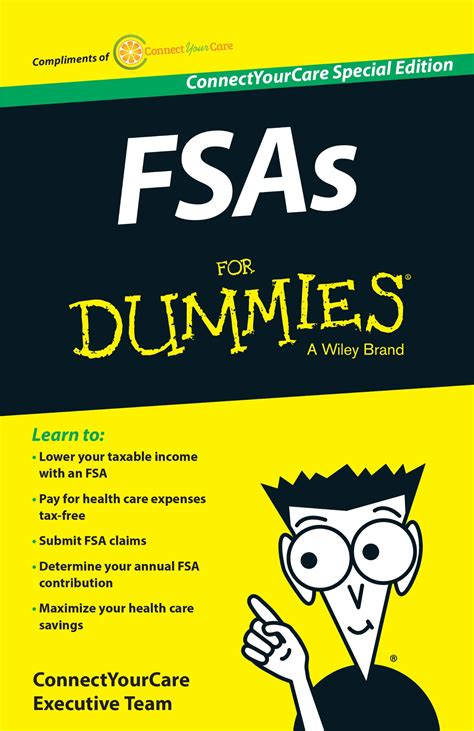 new for dummies book from connectyourcare shows