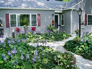 cottage landscaping ideas for front yard photos hgtv