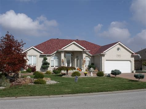 curb appeal roofing 1000 images about classic slate enhanced metal