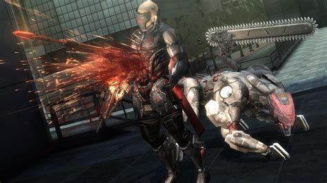 Blade Wolf blade wolf dlc slicing into metal gear rising soon gamer