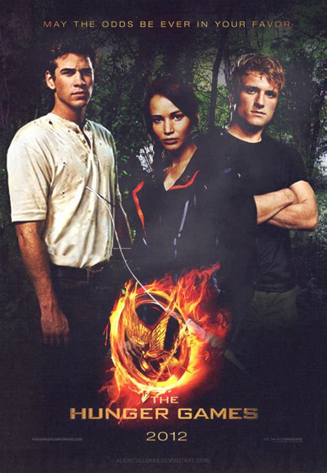 full version of the hunger games movie the hunger games fanmade movie poster the hunger games