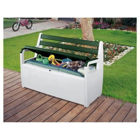 keter bench box buy keter garden bench storage box from our garden storage