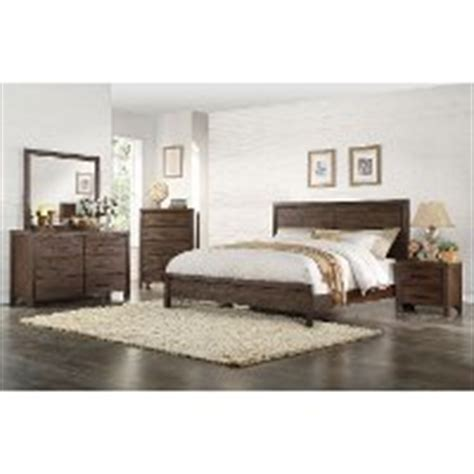 palencia rustic brown 6 piece cal king bedroom set rustic contemporary chocolate brown 6 piece king bedroom set dillon rc willey