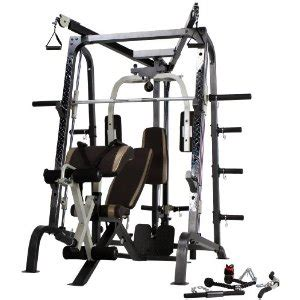 my review of the marcy elite smith machine system