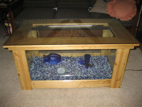 Aquarium Coffee Table Diy Aquarium Coffee Table