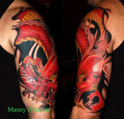 red dragon tattoo japanese www pixshark images