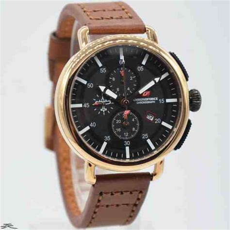 Chronoforce Black jual jam tangan pria chronoforce 5218 4mr rosegold black