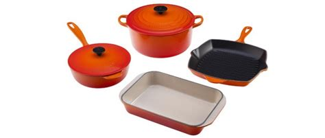 Le Creuset Sweepstakes - win a le creuset cookware set