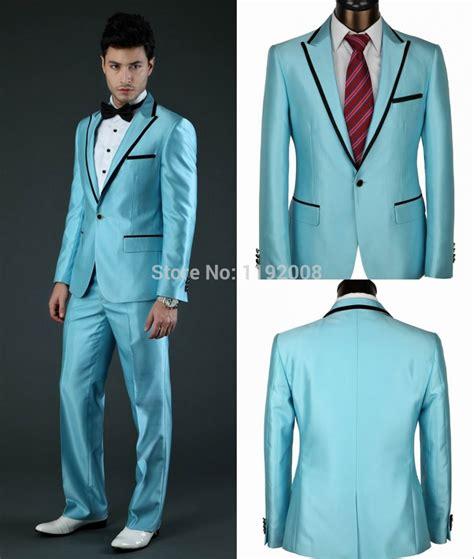 light blue suit wedding black and light blue suit dress yy