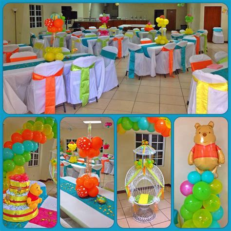 winnie the pooh baby shower ideas photo 4 of 18