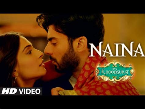 download mp3 naina from khoobsurat download naina video song sonam kapoor fawad khan
