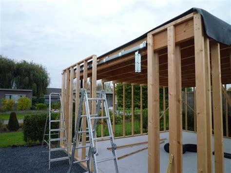 skeletbouw tuinhuis modern tuinhuis bijgebouw de foto s zoals beloofd bouwinfo
