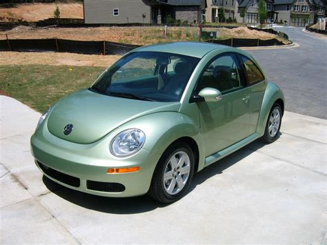 bug volkswagen 2007 2007 volkswagen beetle information and photos