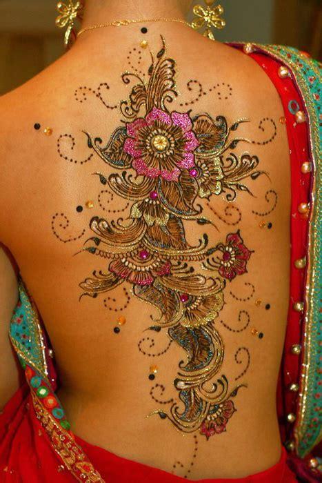 imagenes de tatuajes de henna para mujeres tatooaje de henna tipico de india 171 depilacionconhilo2012
