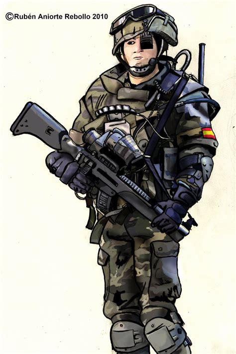 imagenes de soldados realistas rub 233 n aniorte ilustrador uniforme soldado espa 241 ol 2