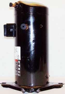capacitor run daikin daikin mcquay wb1075 copeland cr24kq tfd 280ab crd1 0200 tfd 270 compressor hermetic 23800btu