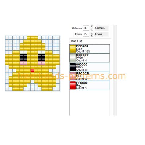 bead pattern design software beadtool 4 download