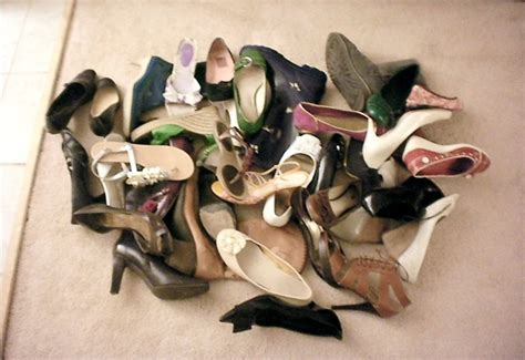 lade a pile 5 tips on taking care of shoes searching for style