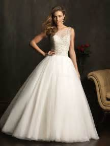 Ball Gown Wedding Dresses Vintage Ball Gown Wedding Dresses For Classical Bridal Look Cherry Marry