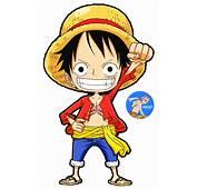Chibi Luffy  Render By Aaliez On DeviantArt