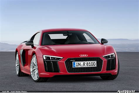 New Audi R8 by The New Audi R8 Audiworld